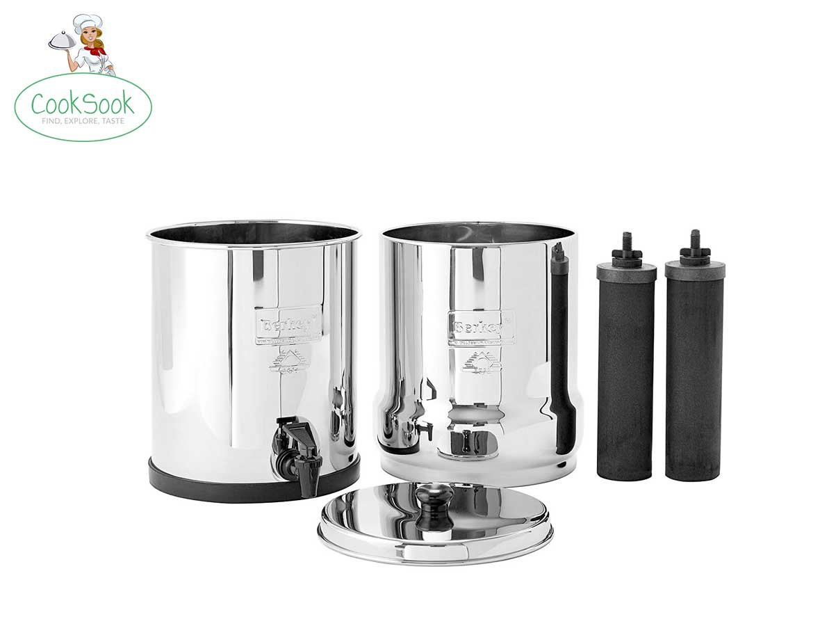 Big Berkey Gravity Fed Water filter