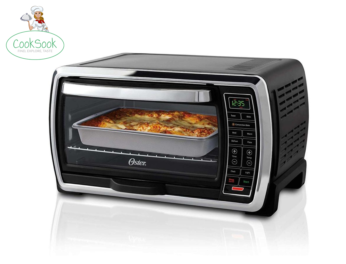 Oster toaster oven, Large 6-Slice Capacity, Digital Convection