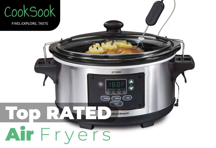 Top Rated Air Fryers Reviews