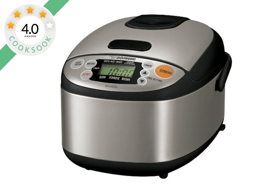 Zojirushi-NS-LAC05-3-Cup-Rice-Cooker