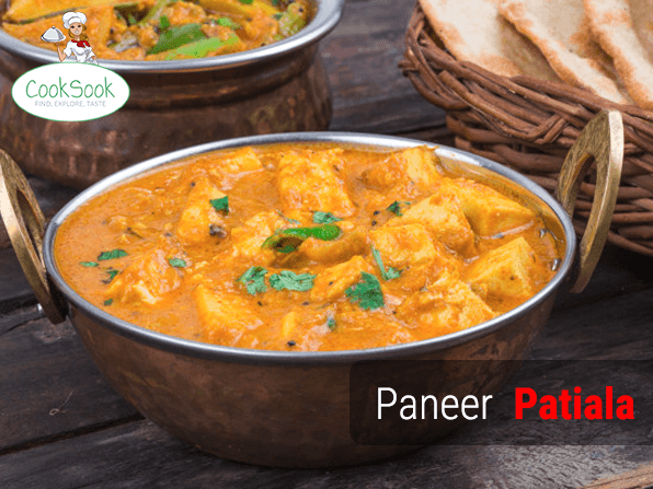 Paneer Patiala Recipe