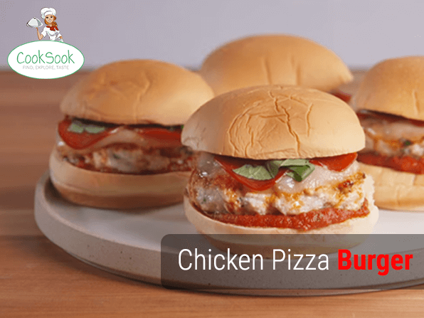 Chicken Pizza Burgers Recipes