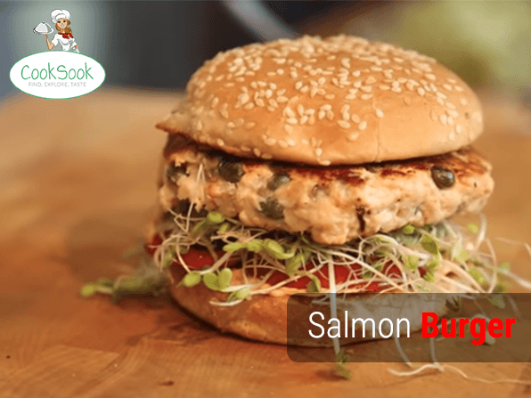 Salmon Burgers Recipes
