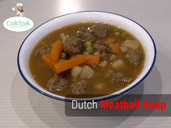 Dutch-Meatball-Soup