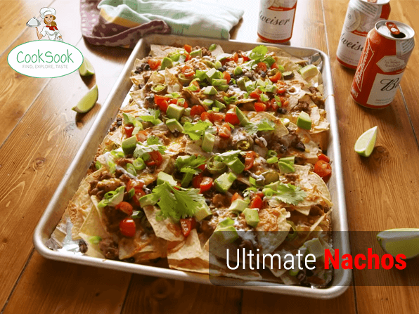 Ultimate Nachos Recipe