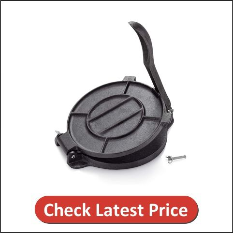 Bonusall Iron Tortilla Press Maker