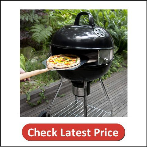 Pizzacraft PC 7001 Pizza Que Deluxe Outdoor Pizza Oven