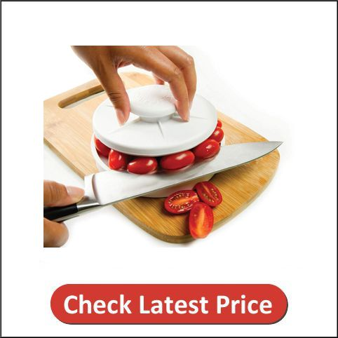 Rapid Slicer Non-Slip Gadget Holder Bagel Slicer